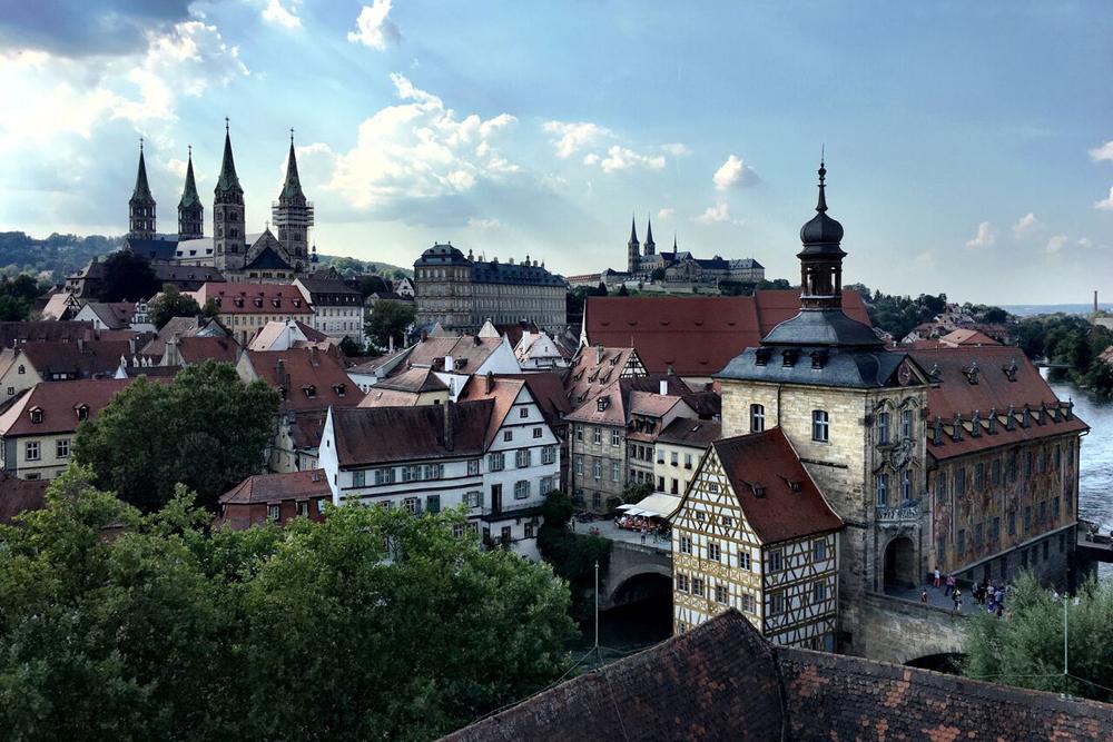 Bamberg Bavaria, Germany. Photo: Claudia Schwenger