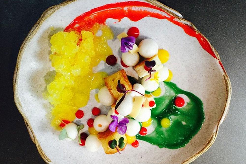 Cuisine at Nur Restaurant, Fez, Morocco. Photo: Nur Restaurant