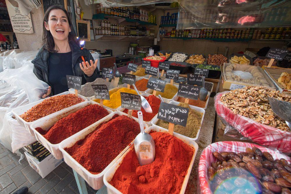 Tel Aviv's Carmel Market Israel