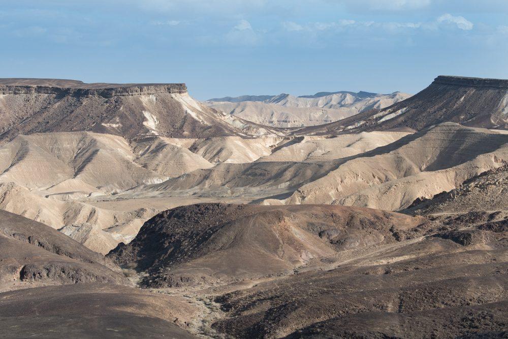 Makhtesh Ramon Negev Desert israel