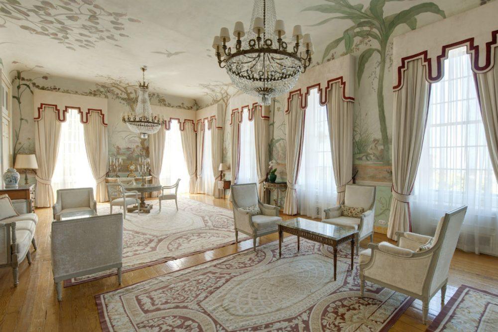 Tivoli Palacio de Seteais suite, Sintra Portugal