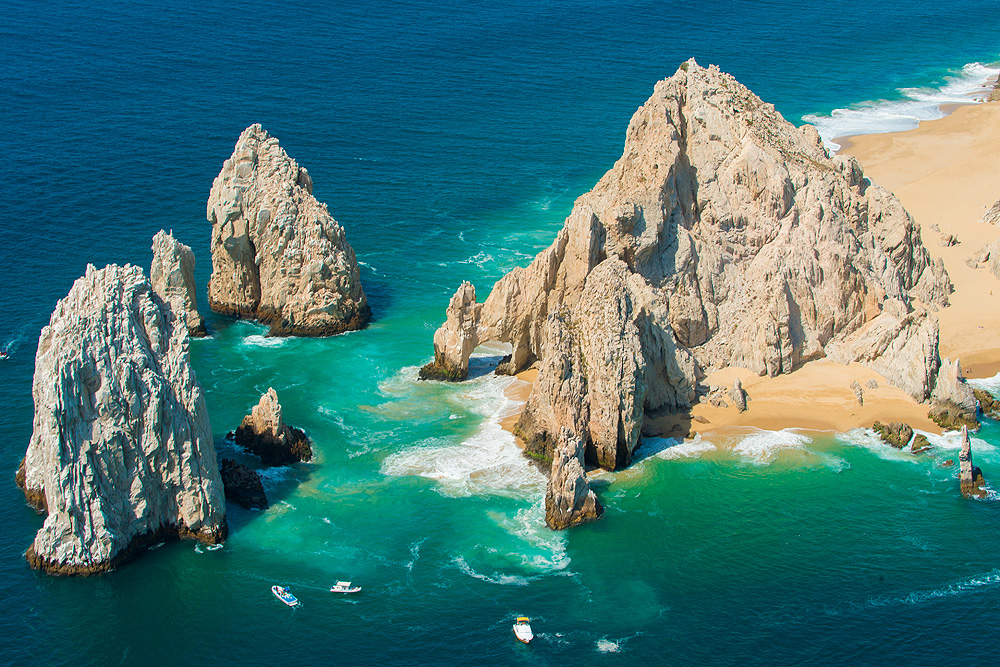 El Arco, Cabo San Lucas Photo: Roberto Trama Mexico