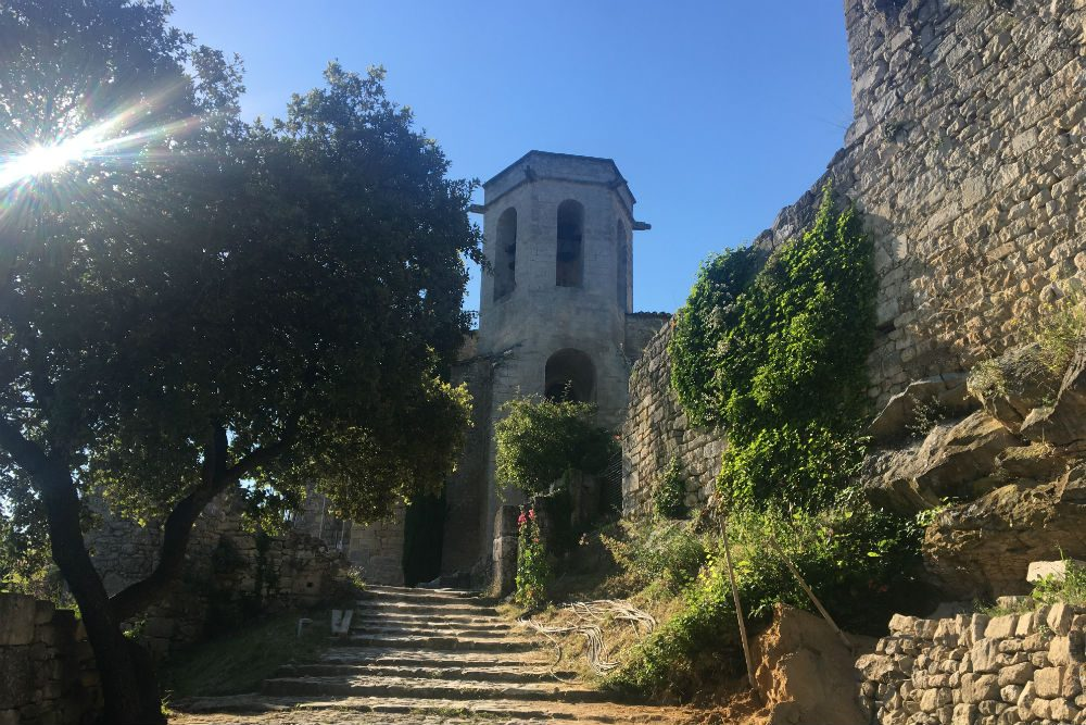 Oppede le Vieux Church Provence France