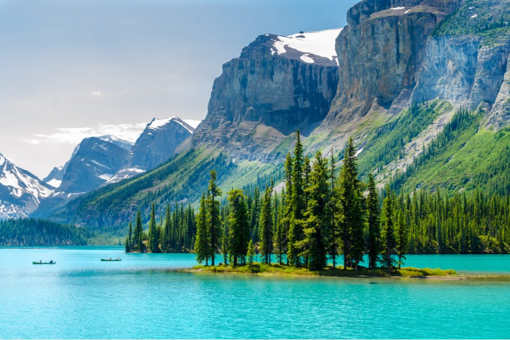 Yoho National Park British Columbia Canada shutterstock_175148531
