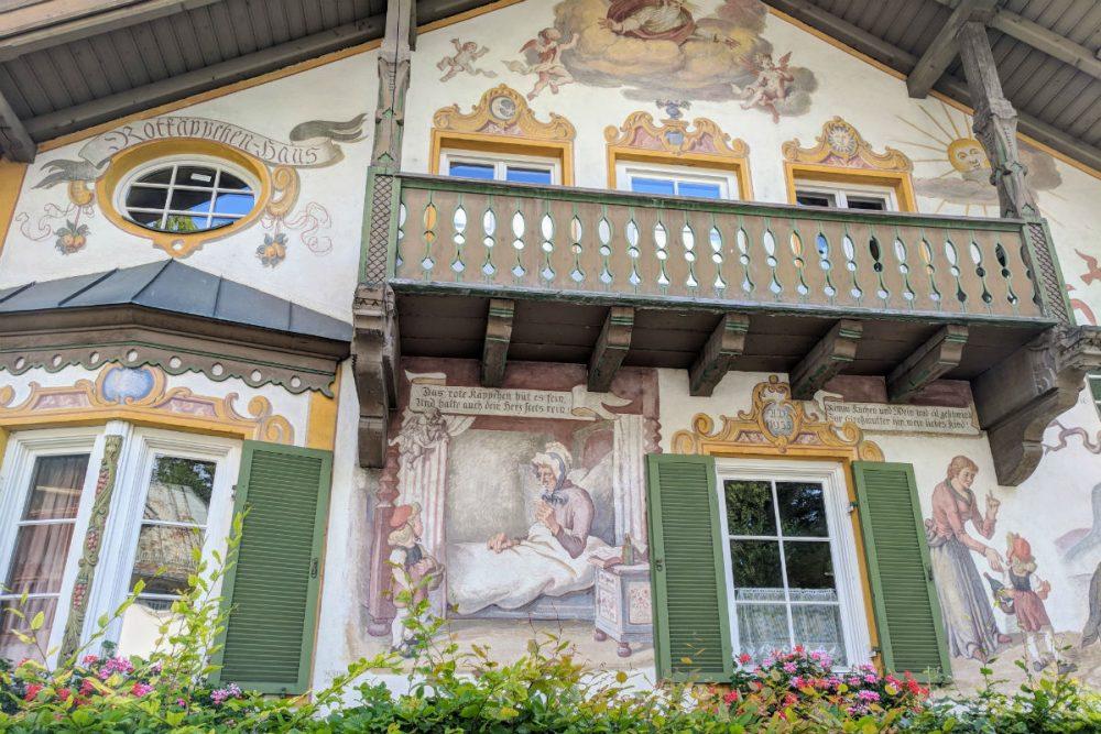 Bavaria building exterior