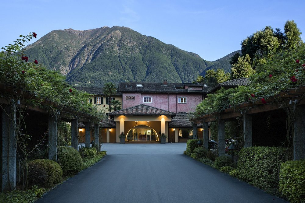 Hotel Castello del Sole Switzerland