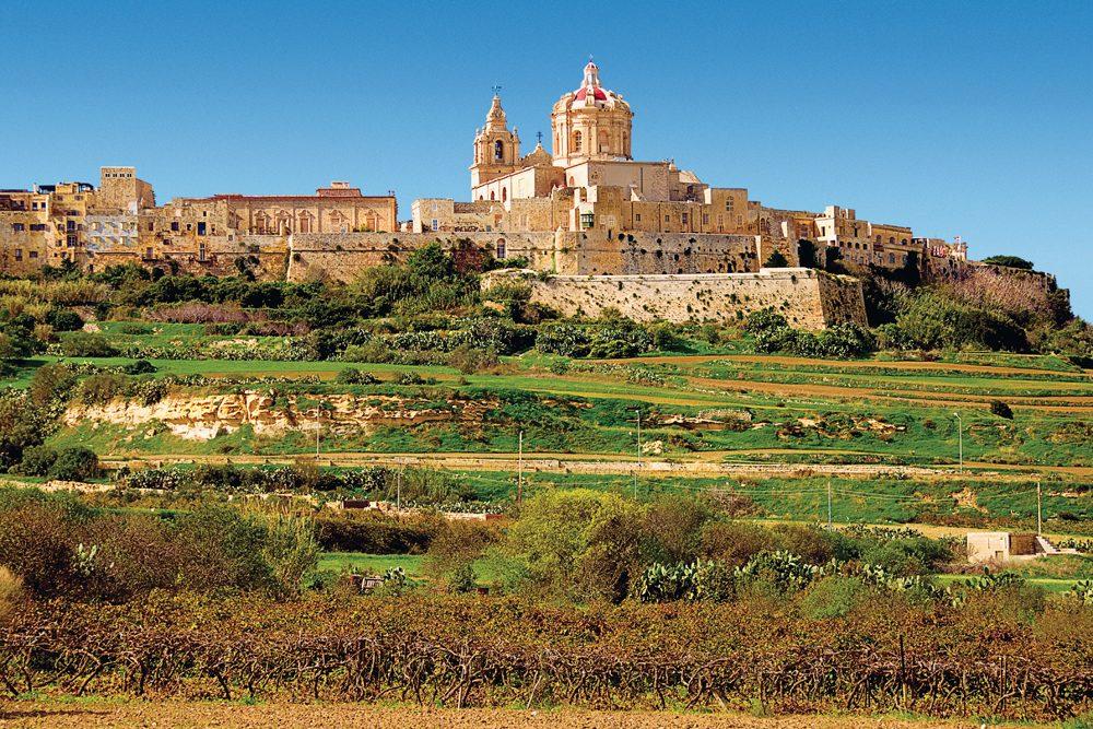 Mdina - The Old Capital, Malta. Photo: Viewingmalta.com