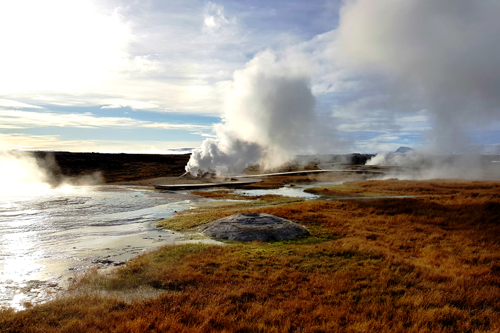 Hverir, Namskard Thermal Springs, Northern Iceland