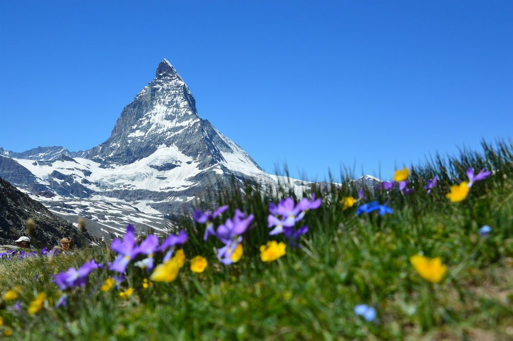 matterhorn-Switzerland Alps CR Pixabay