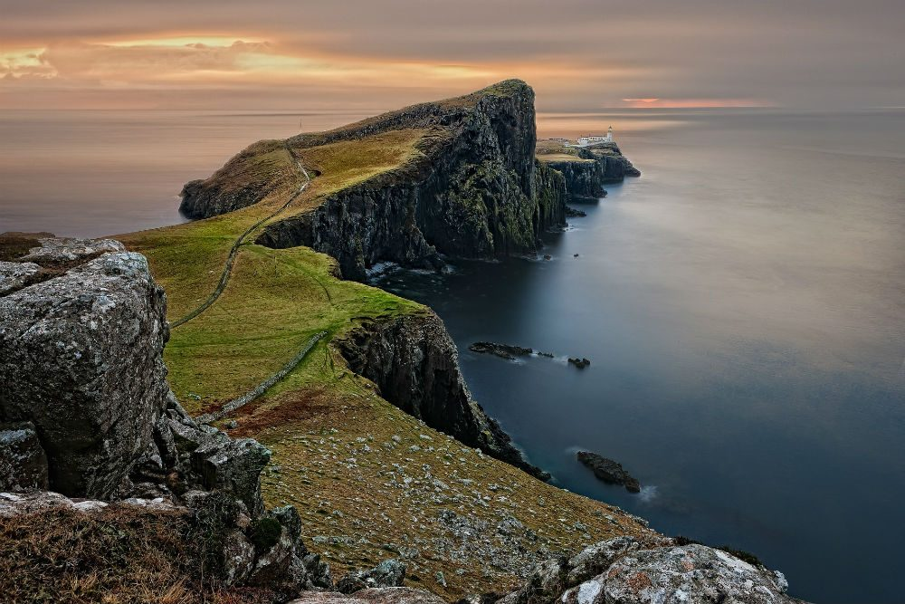 Neist Point, Isle of Sky, Scotland