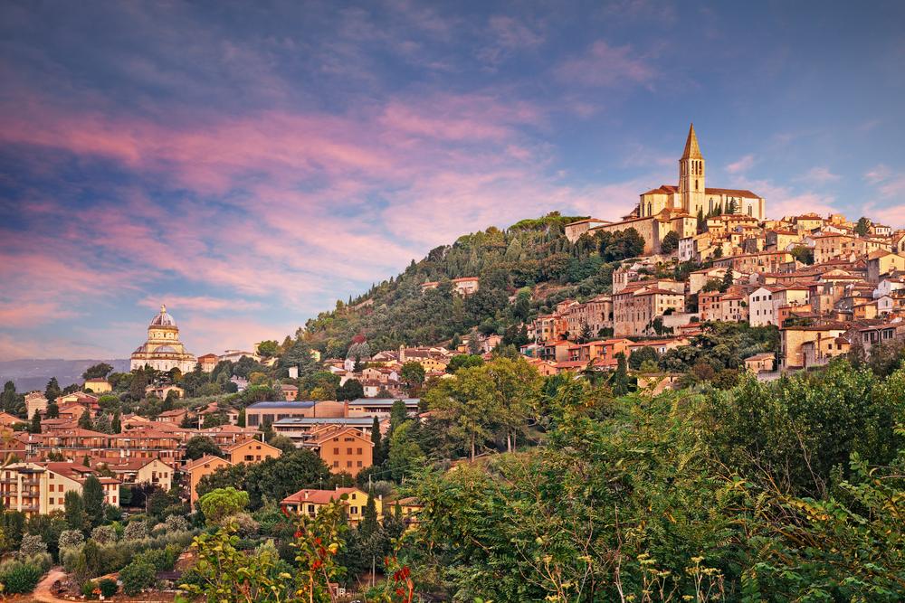 Umbria - Perugia landscape