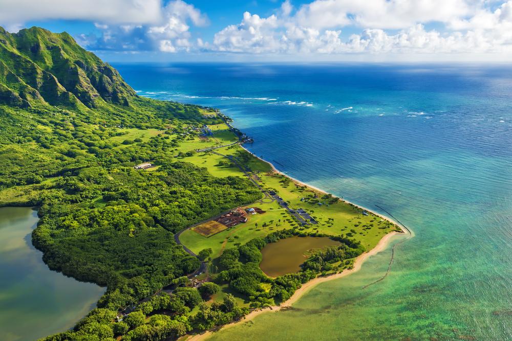 Hawaii - Kaneohe Bay, Oahu