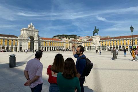 Lisbon's Praca do Comercio