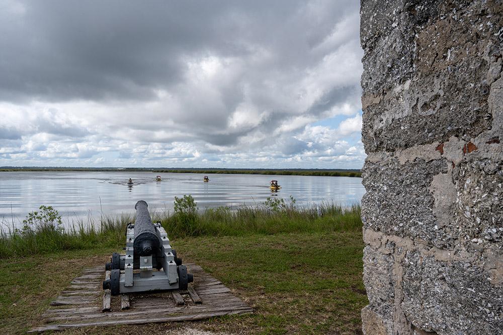 Fort Frederica National Monument St Simons georgia