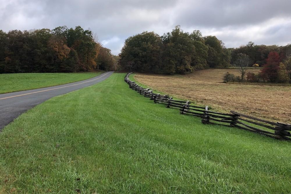 (3)The Blue Ridge Parkway