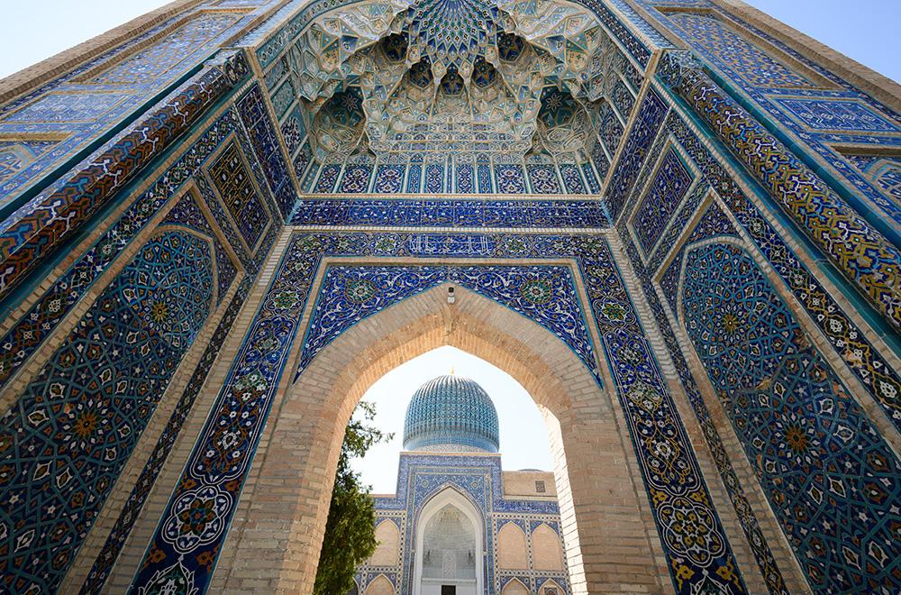 Uzbekistan Gur-e-Amir Mausoleum