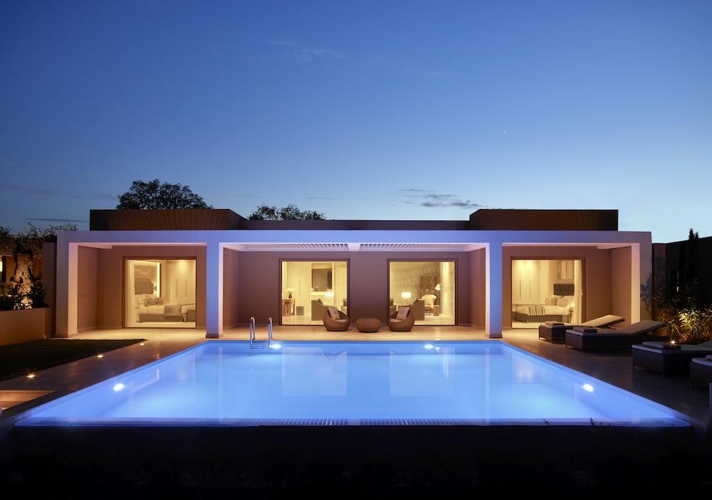 Ikos Dassia hotel villa with pool Ionian Islands Greece CR Ikos Resorts