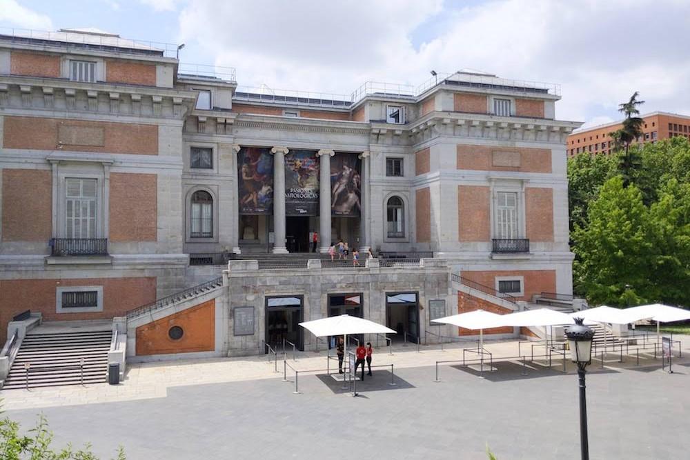 Madrid Spain Prado Museum